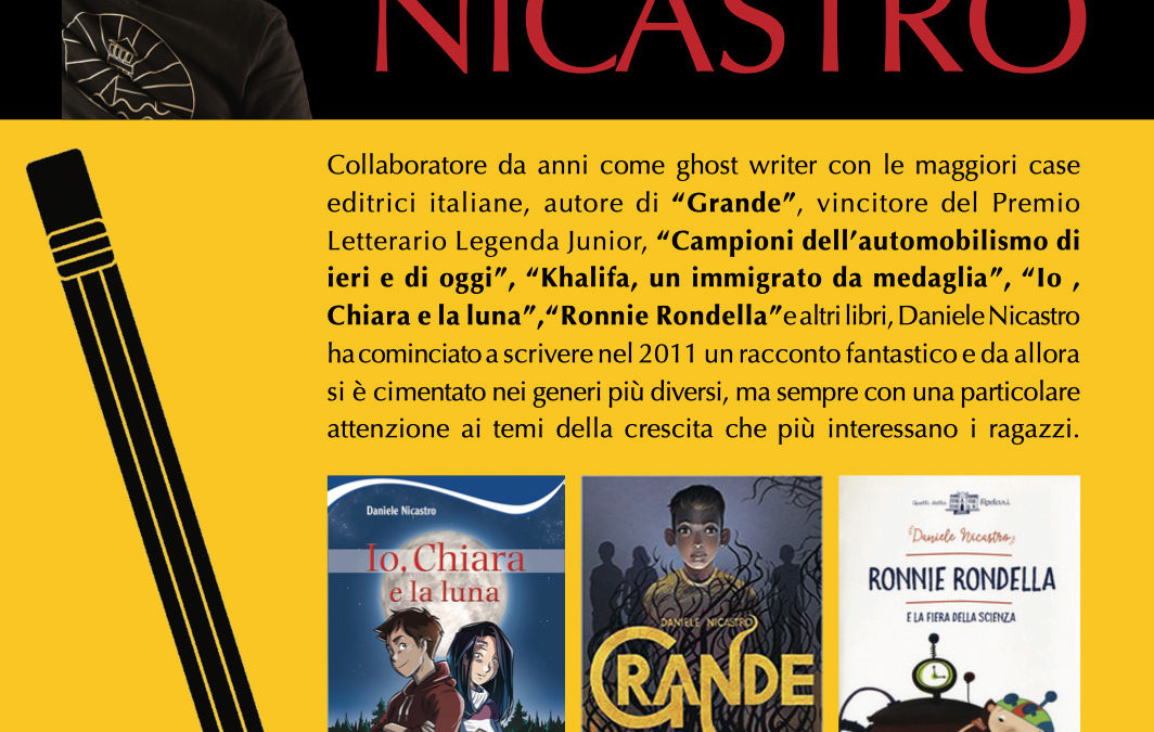 Conferenza di Daniele Nicastro