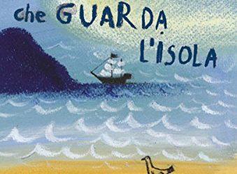Il bambino che guarda l'isola